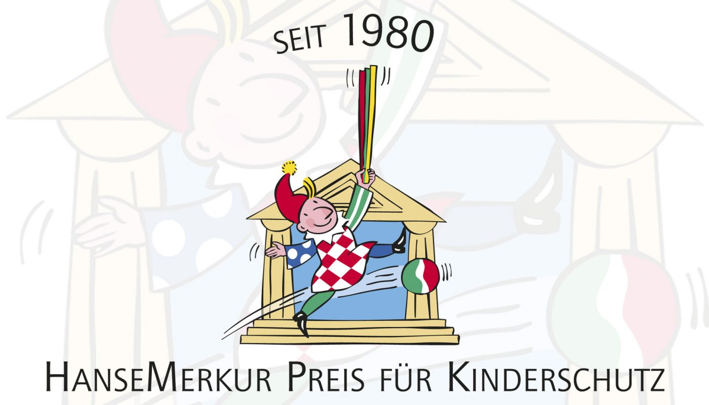 Wird seit 1980 verliehen: Der HanseMerkur Preis für Kinderschutz