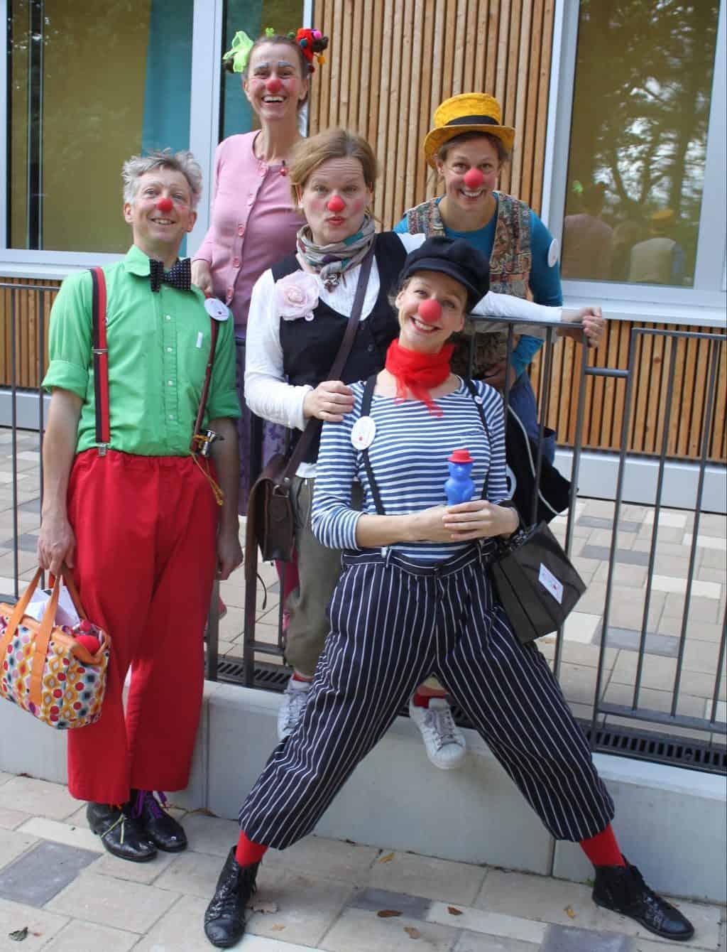 kinder uke klinik clowns 1