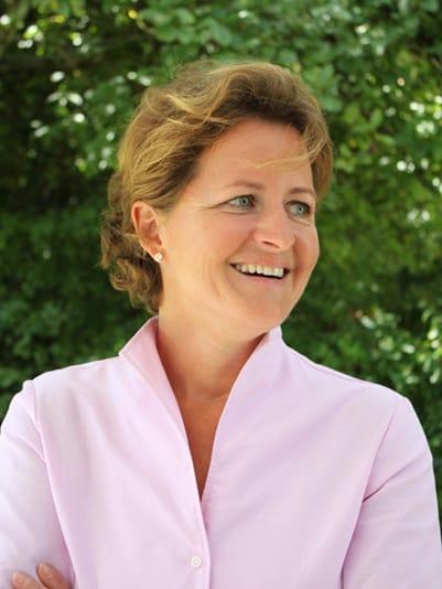 Stifterin Johanna Ruoff