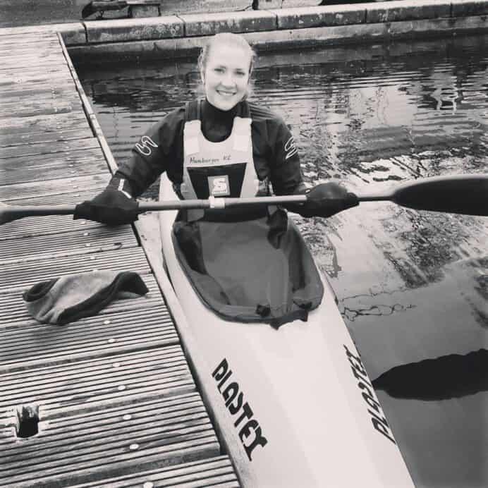 Die deutsche Paralympics-Sportlerin Edina Müller (Quelle: Edina Müller, Facebook)